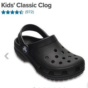 Kids Classic Clog